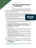Tema 1 Derecho Constitucional II