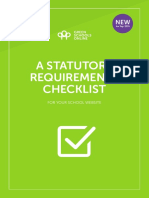Ofsted Checklist 2016
