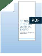 11 Janeiro Dons Do Espírito Santos