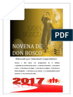 Novena a San Juan Bosco