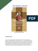 San Alfonso Maria de Ligorio - El gran medio de la oracion.pdf