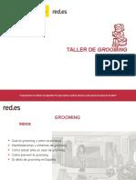 Taller Grooming - PMT