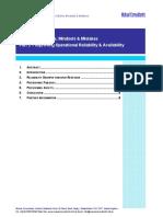 Maintenance Myths Mindsets & Mistakes - Improving Operational Reliability & Availability