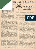 Straubinger, Juan - Art - Job El Libro Del Consuelo