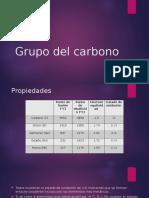 Carbonoides presentación