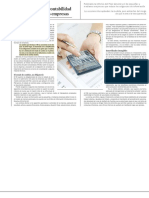 El Gobierno simplifica la contabilidad para pequeñas y medianas empresa