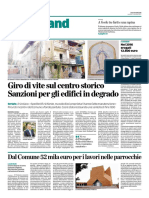 2017 01 12 LEcodi Bergamo Girodivitesulcentrostorico.sanzionipergliedificiindegrado