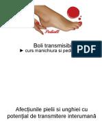 Curs 5 . Boli Transmisibile