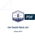 Indigo on TRADE List January 2017