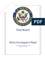Select Investigative Panel Final Report