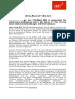 Pressemeldung Juist _Neue Energie- und CO2-Bilanz 2015 für Juist_Jan 2017