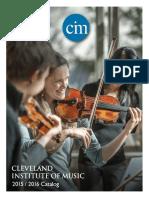 CIM Course Catalog