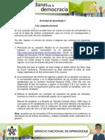 AA3 Evidencia Planeacion de Campana Electoral