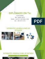 Presentacion de Primera Clase Del Diplomado