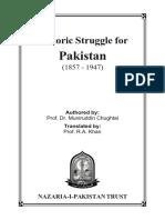 Historic Struggle for Pakistan  1857-1947.pdf