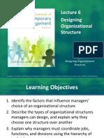 Lecture 6 Designing organizational structure.pdf