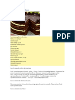 Tentadora Torta Alfajor