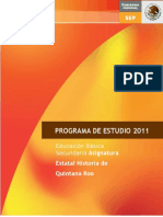 Historia Quintana Roo