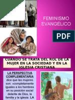 FEMINISMO EVANGÉLICO