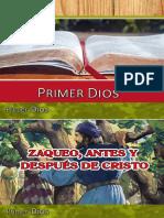 06-Zaqueo, Antes y Despues de Cristo