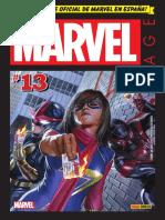 Marvel Age 13