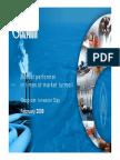Gazprom Investor Day Presentation 05-02-09