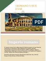 Imperio Romano y Sus Influencias 2