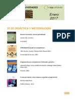 Boletin Biblioteca CEP Santander (Enero 2017)