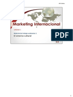 Marketing Internacional UPC