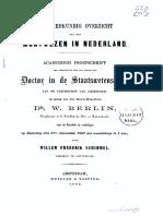 Geschiedkundig overzicht van het muntwezen in Nederland / door Willem Frederik Schimmel