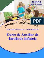Dosier Jardin Infancia