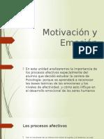 MOTIVACION Y EMOCION 2 Y 3 CLASE.pptx