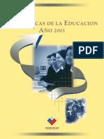 EstadisticasdelaEducacion2001