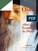 Além Das Fronteiras Da Mente_OSHO