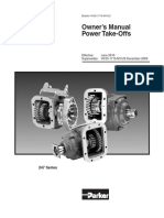 Chelsea 247 Owners Manual Pto
