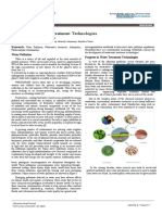 Water Pollution and Treatment Technologies