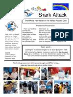 VJO's Shark Attack Newsletter, April May 2010 Edition