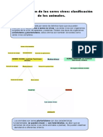 Losseresvivosclasificacióndelosanimales