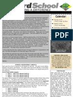 Newsletter 25 Jun 10