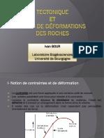 Tectonique Et Et Types de Dc3a9formations Des Roches