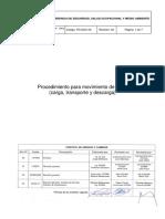 PG-SSO-30 Proc Para El Movimiento de Tierras