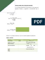 Análisis de La Dbo5 de La Ptar de Chocope Informe