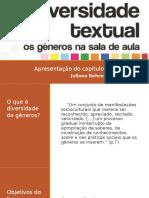 Diversidade Textual