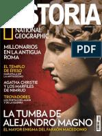 Historia National Geographic – Octubre 2016