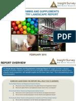 Vitamins and Supplements Brochure