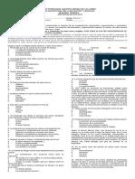 Evaluaciones Plan Lector y Lenguaje 2 Período.