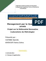 1. Introdution Sommaire Et Charte