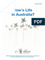 Better Life Initiative Country Note Australia