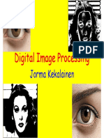 Digital Image Processing - Lectures