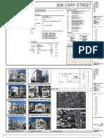 Design Plans for 856 Capp. St